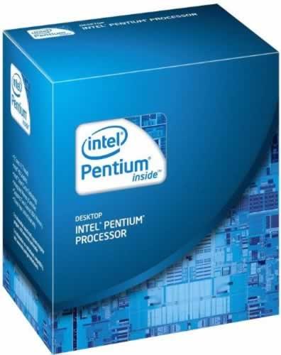 Caja del procesador pentium socket 1155