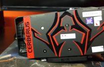 Tarjeta Gráfica Asus Cerberus GTX 1050 Ti backplate
