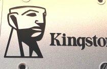 Disco duro sólido Kingston SSD A400 frontal