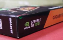 Embalaje Gigabyte GT 1030 OC 2G
