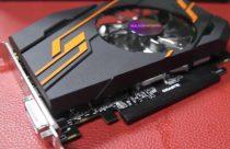 Gigabyte GT 1030 OC 2G disipador