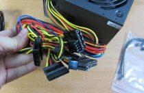 Tacens Anima APII500 cableado y conexiones