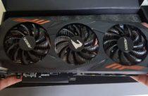 AORUS GeForce GTX 1060 sistema de refrigeración