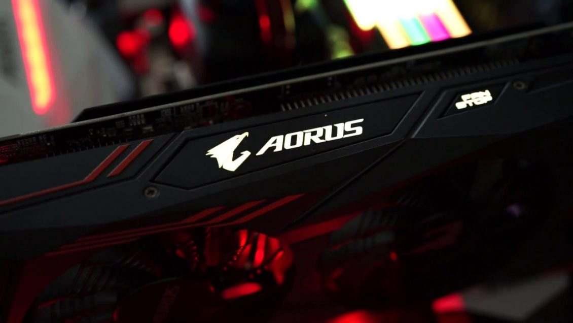 Aorus GTX 1060