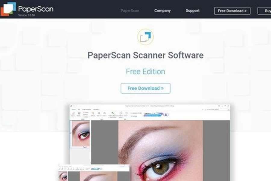 programa para escanear PaperScan