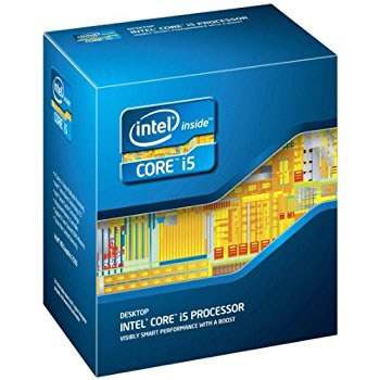 Caja del procesador intel core i5 socket 1155
