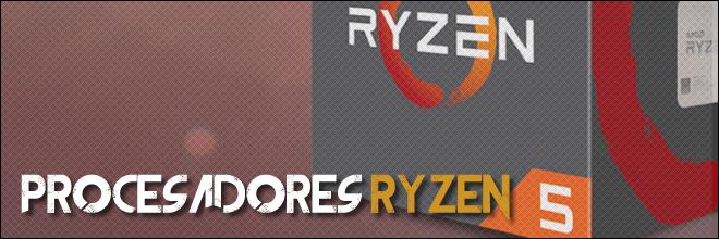 Procesadores AMD Ryzen 5 (AM4)