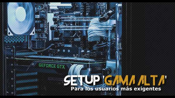 Pc Gamer presupuesto Gama Alta