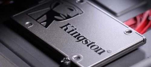 Disco duro sólido Kingston SSD A400 gaming