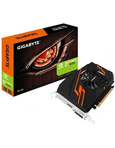 Gigabyte GT 1030 OC 2G para jugar