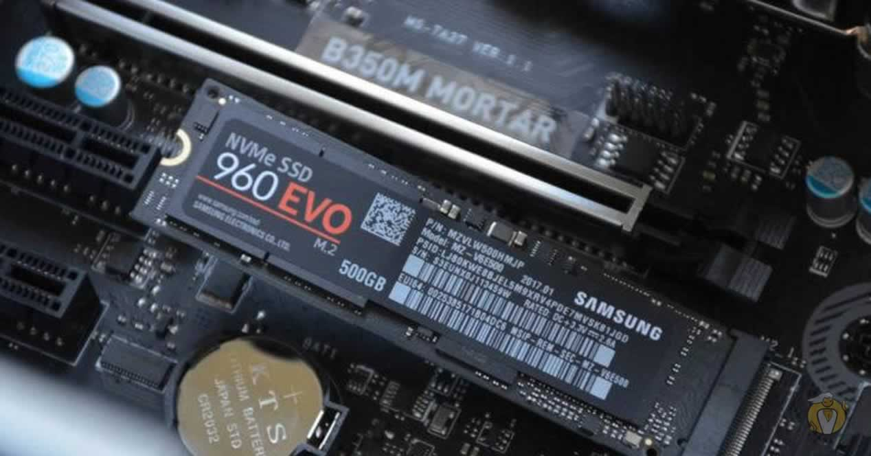 SSD Samsung NVMe 960 evo review