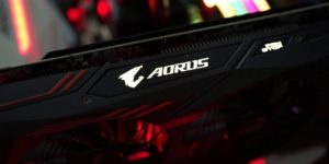 AORUS GeForce GTX 1060 imagen de portada
