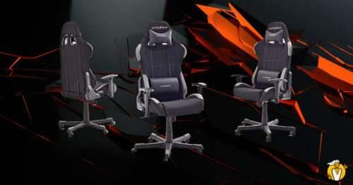 Mejores sillas gaming para jugar como dxracer