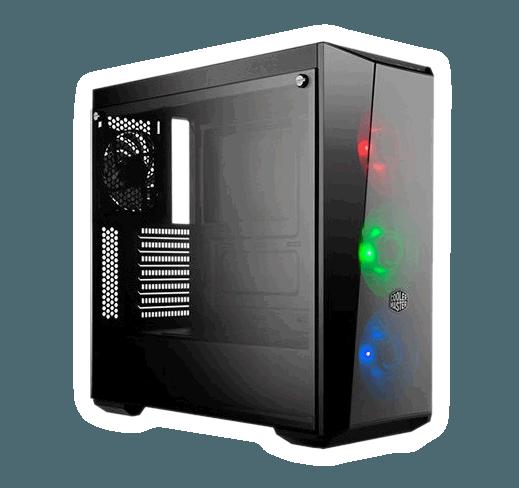 Presupuesto PC Gamer 800 euros en aussar