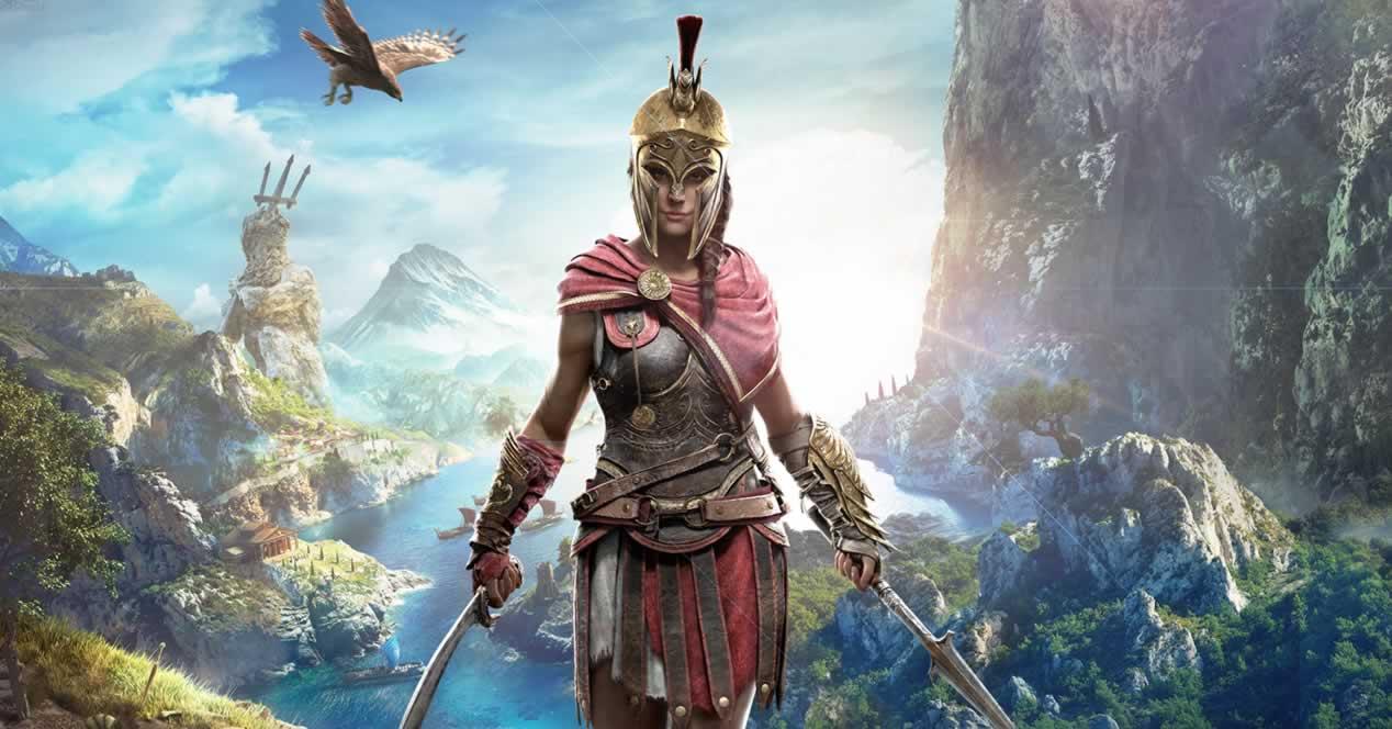 Portátil para jugar a Assassins Creed Odyssey