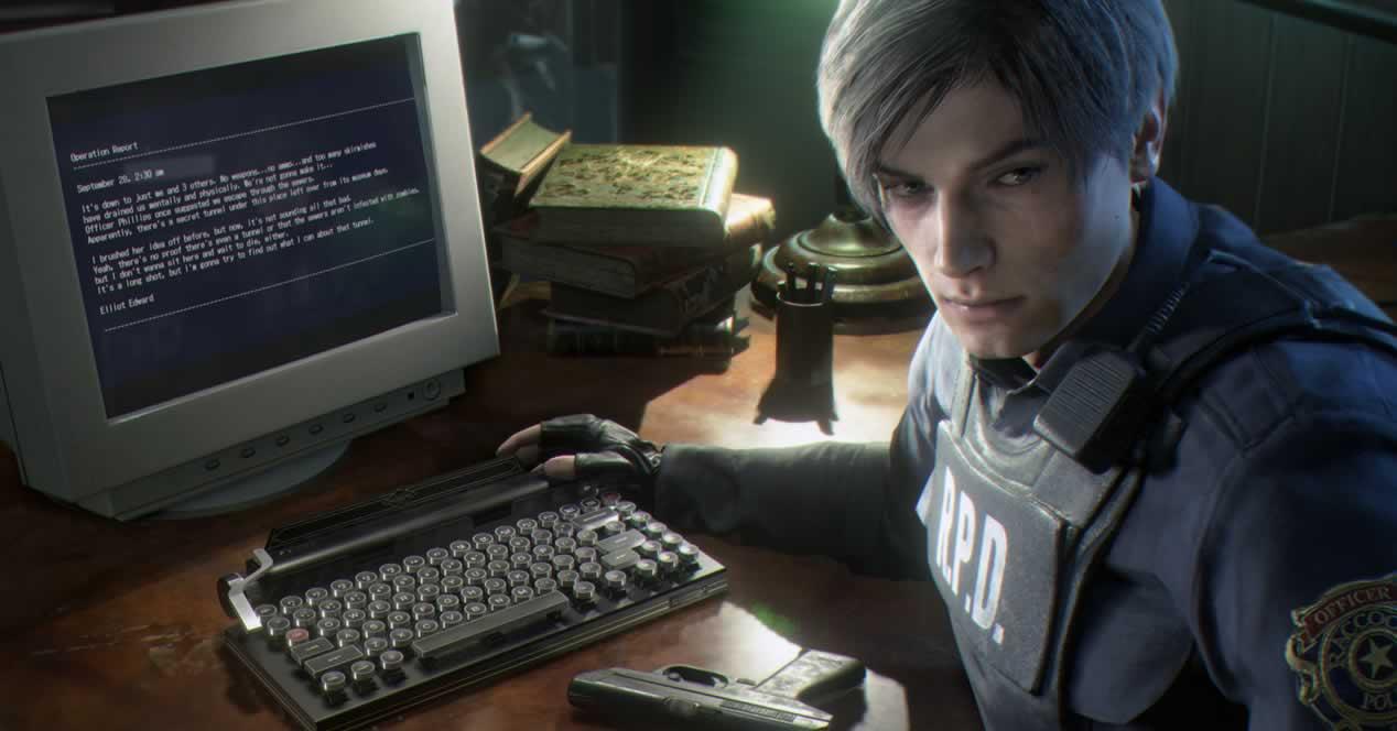 Portátiles para jugar a Resident Evil 2