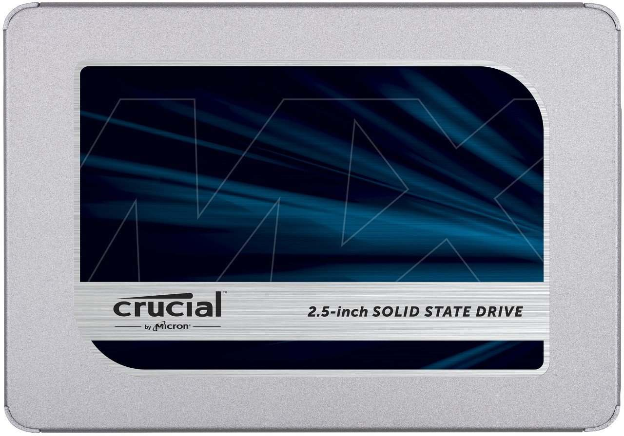 Crucial mx500 SSD opiniones