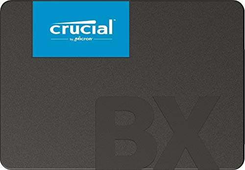 Opiniones Crucial SSD BX500