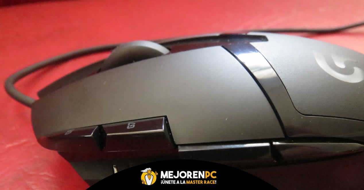 Foto destacada review Logitech G402 Hyperion Fury FPS Gaming