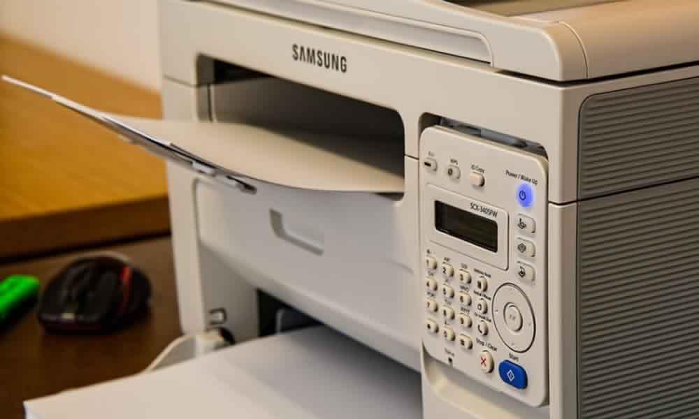 Como cuidar una impresora
