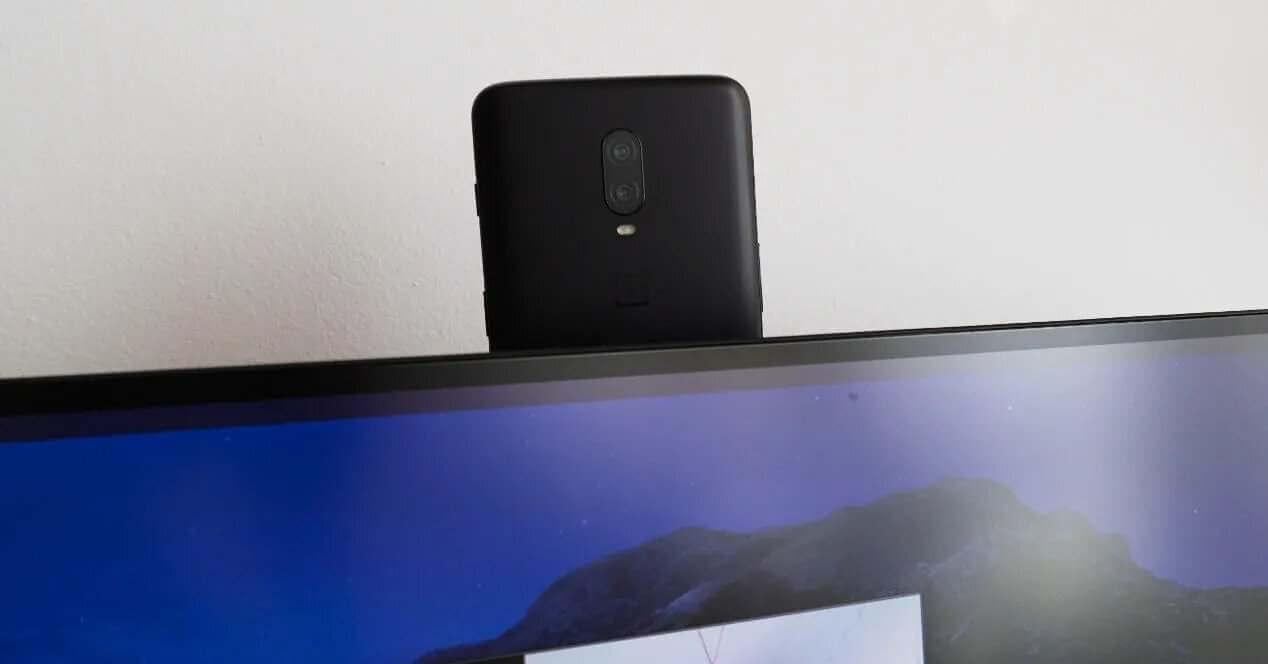 como usar movil como webcam